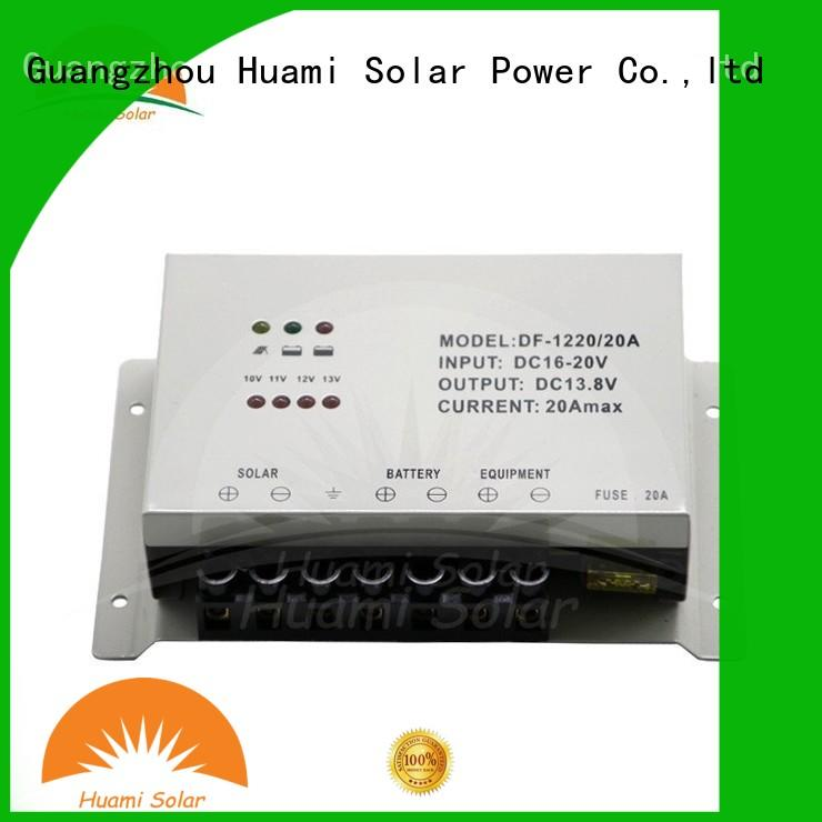 Huami high quality epever solar charge controller free sample for battery control