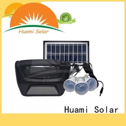 Huami Brand lst1210 portable kit solar power generator kit