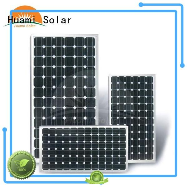 Quality Huami Brand monocrystalline silicon solar cells 250w panel