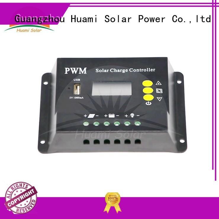 hme10 30a Huami Brand mppt solar charge controller 36v