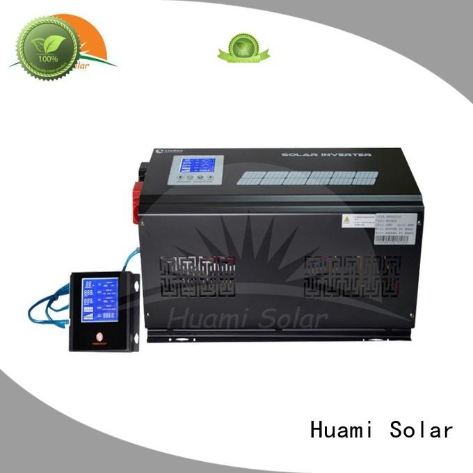 Huami on-sale hybrid inverter charger controller For camper