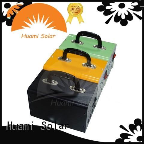 portable solar panel kits for home portable generator Bulk Buy lst1210 Huami