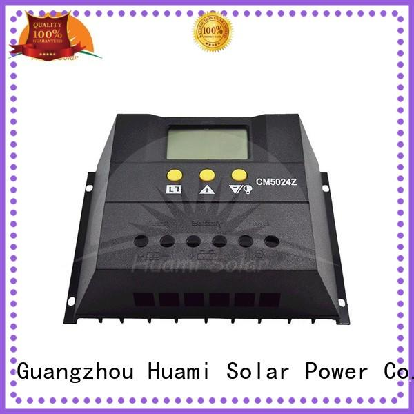 12v 80a solar Huami Brand pwm based solar charge controller supplier