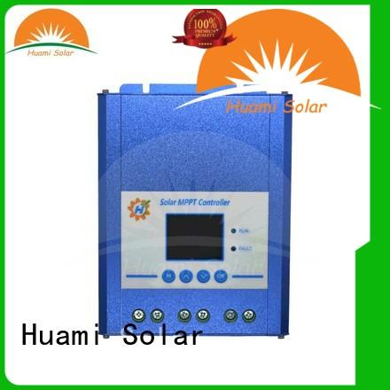Hot sfy124820a epever mppt solar charge controller solar mppt Huami Brand