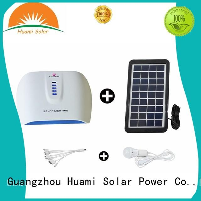 Huami generator solar panel kit with battery manufacturer