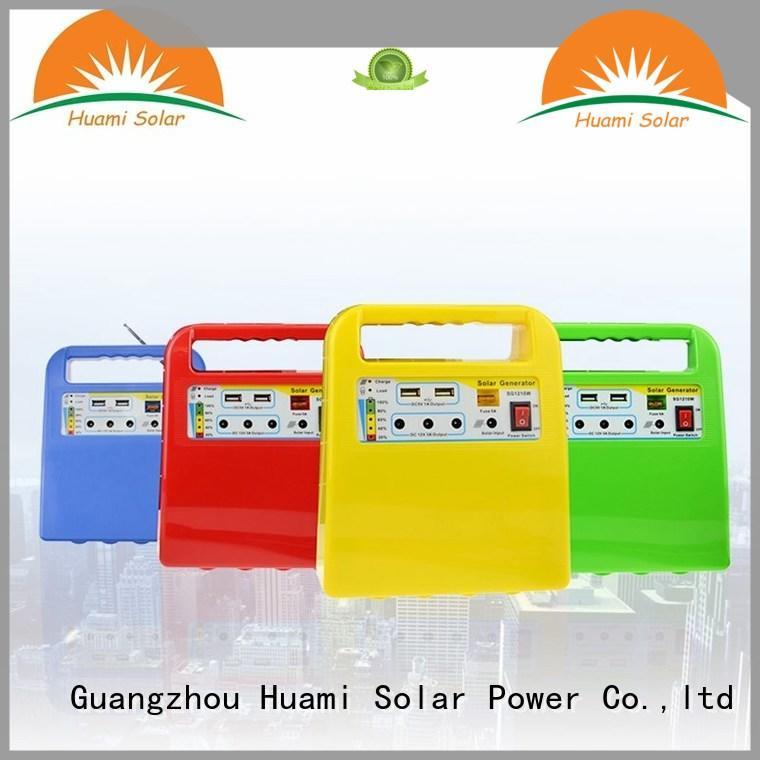 Huami muti-function solar battery kit one year warranty