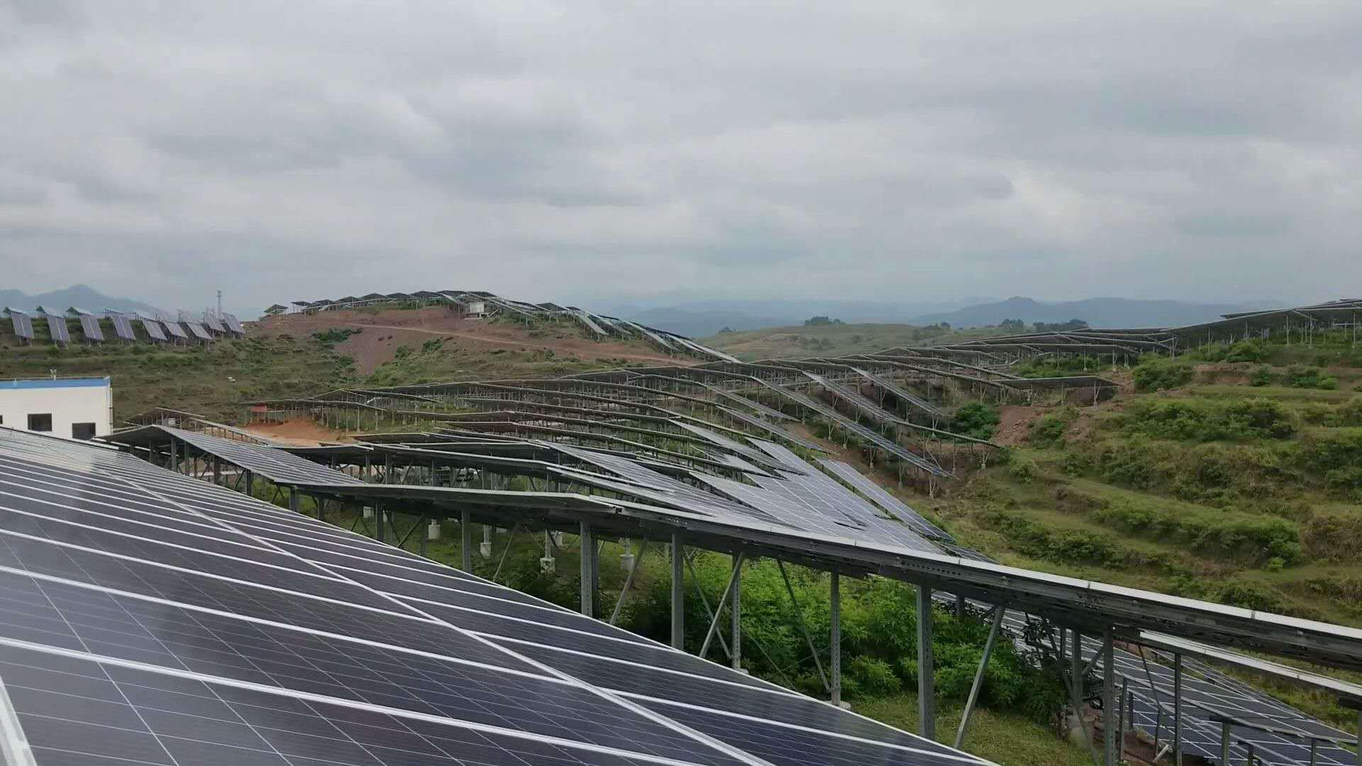 MEIZHOU 3MW ON-GRID SOLAR SYSTEM