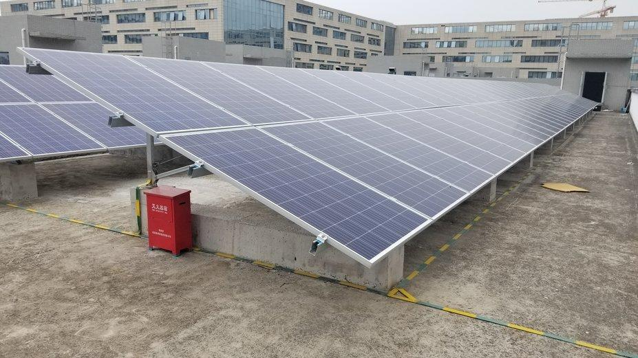 SHENZHEN 200KW ON-GRID SOLAR SYSTEM VIDEO