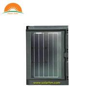 25W Solar roof flat tile
