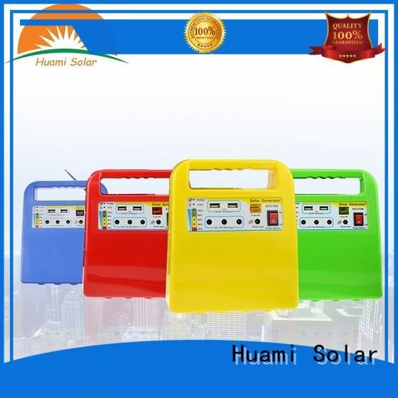 Good Quality 1210W Portable off Grid lighting Solar System