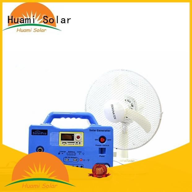 Huami 1210w solar kits for sale high brightness for industry