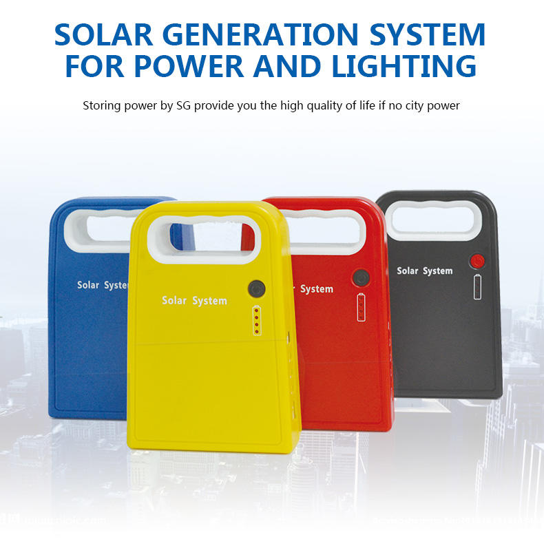 Huami long lighting time small solar kit manufacturer for factory-1