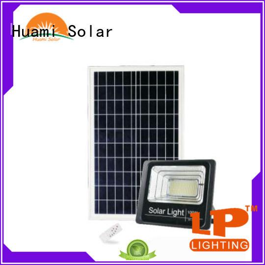 lamp 3w solar lamp post Huami Brand