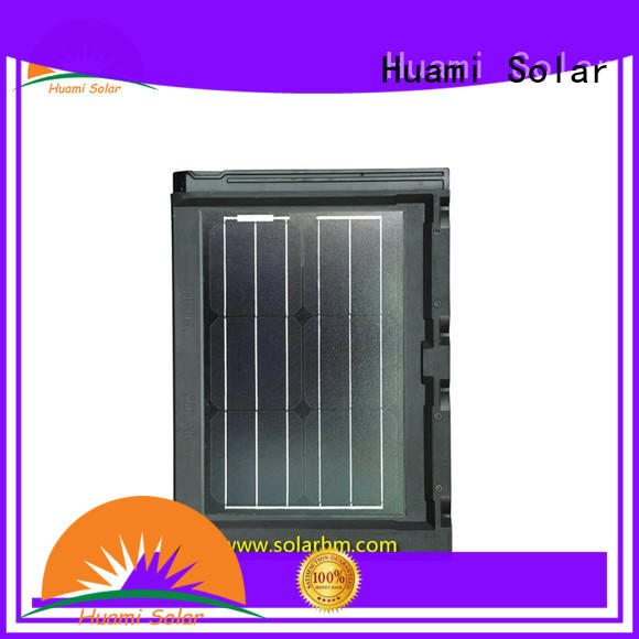 Huami at discount solar tiles 25w for flat roof