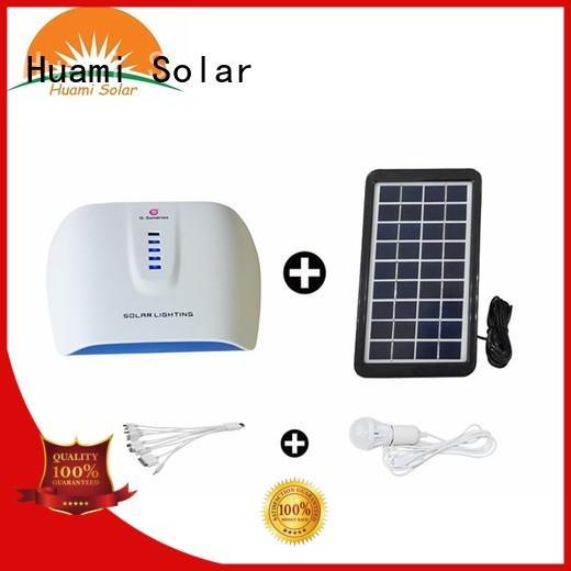 dc80w Custom solar small solar kit portable Huami