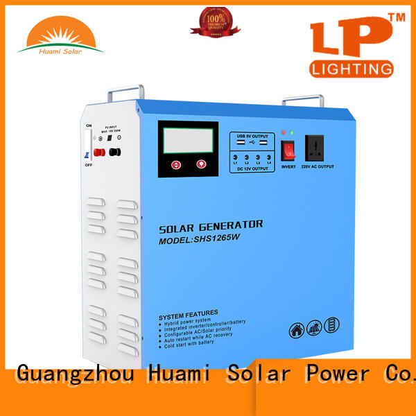 kit lst1210 small solar kit dc80w Huami Brand