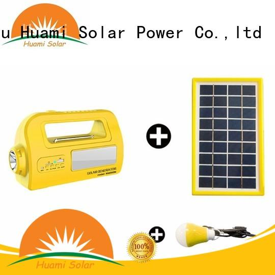 Custom kit small solar kit lst1210 Huami