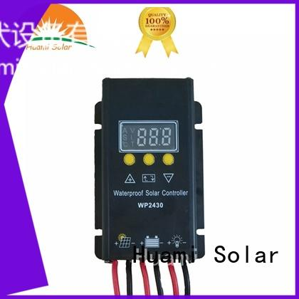 Huami 50a best solar charge controller for rv oem for solar energy