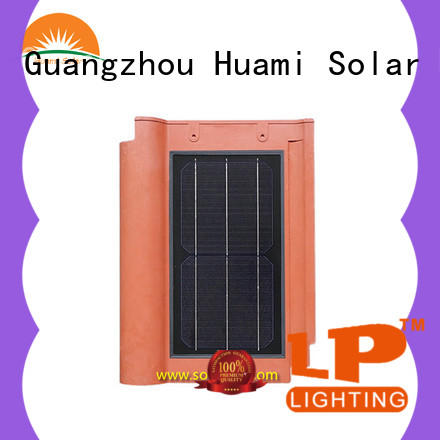 Huami 25w solar panel roof ODM for flat tile