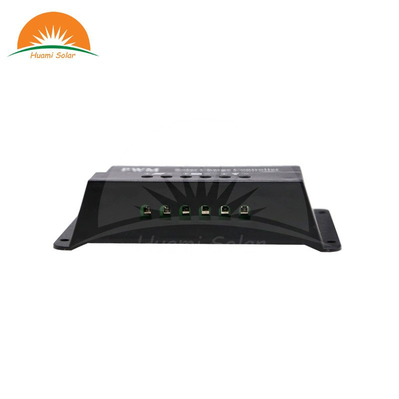 Huami 12V 10A LED PWM Solar Charge Controller SE2410X PWM Solar Charge Controller image5